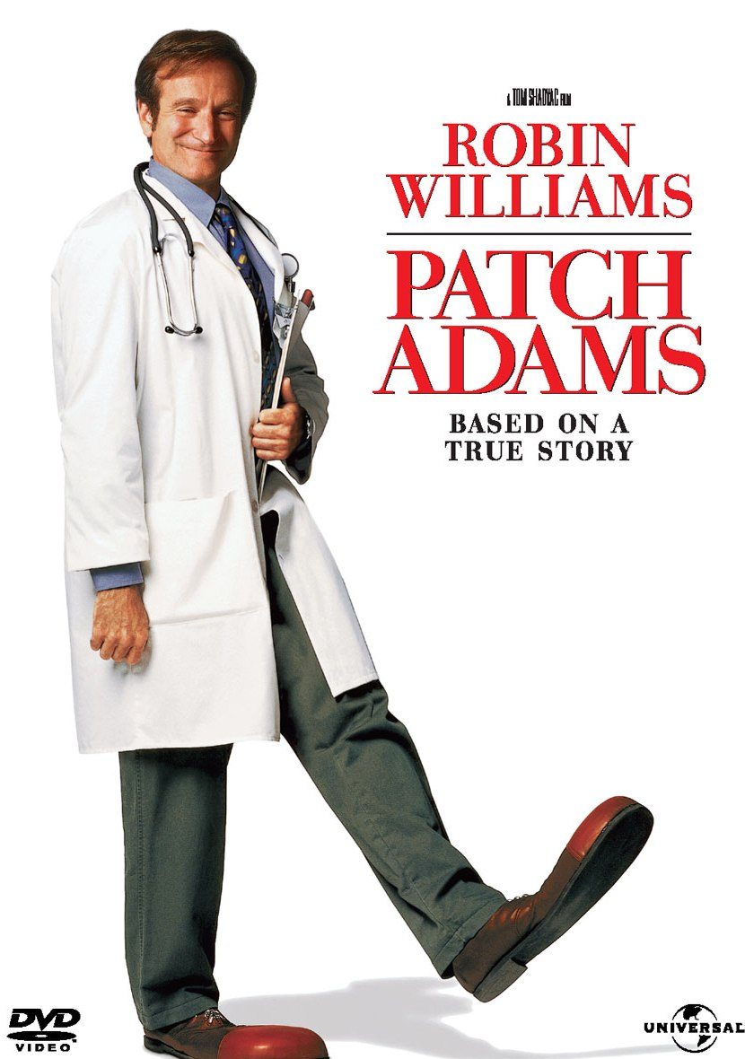 PATCH ADAMS O AMOR É CONTAGIOSO